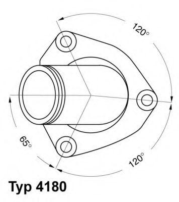 612265 - Термостат вахлер на гранту