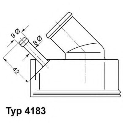 612266 - Термостат вахлер на гранту