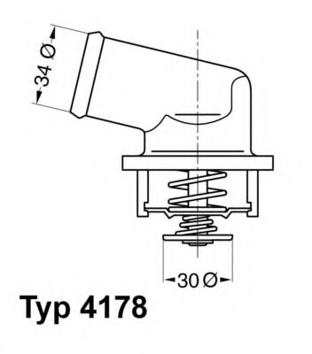 612264 - Термостат вахлер на гранту