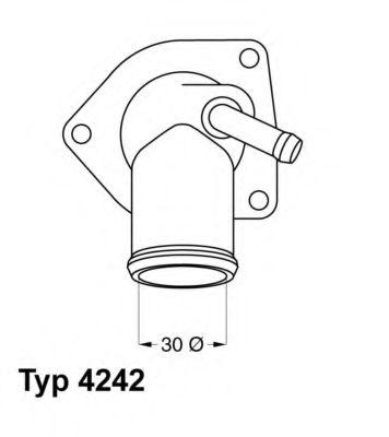 612285 - Термостат вахлер на гранту