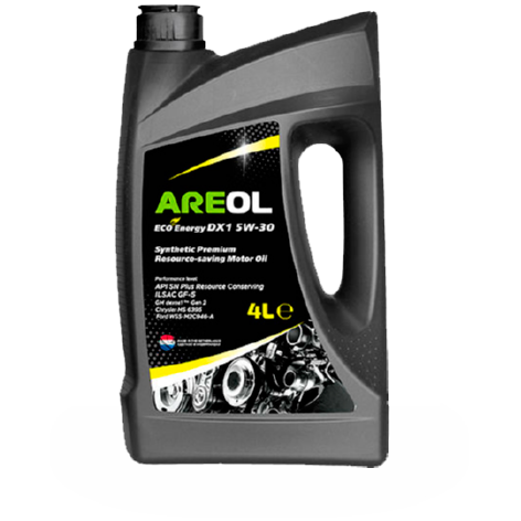 AREOL ECO ENERGY DX1 5W30